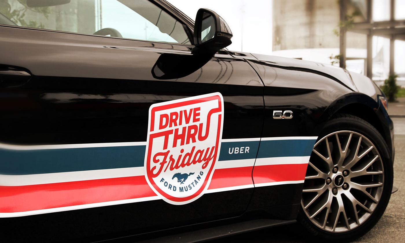 Uber Mustang